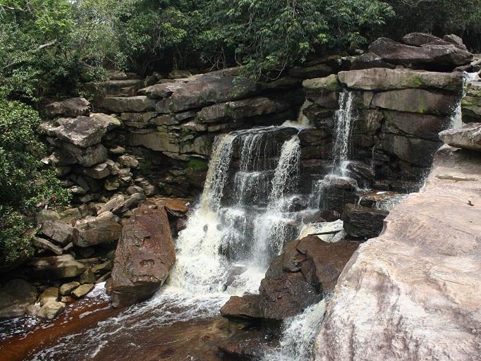 Popokvol waterval