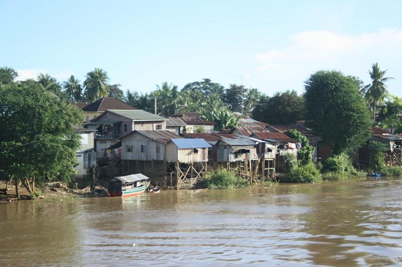 Top 10 bezienswaardigheden Battambang: Sangker rivier