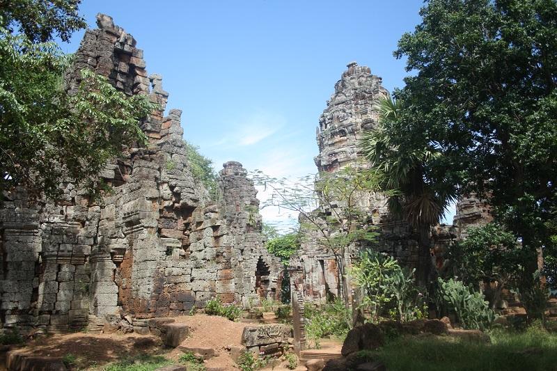 Top 10 bezienswaardigheden Battambang: Phnom Banan