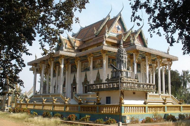 Top 10 bezienswaardigheden Battambang: Wat Ek Phnom