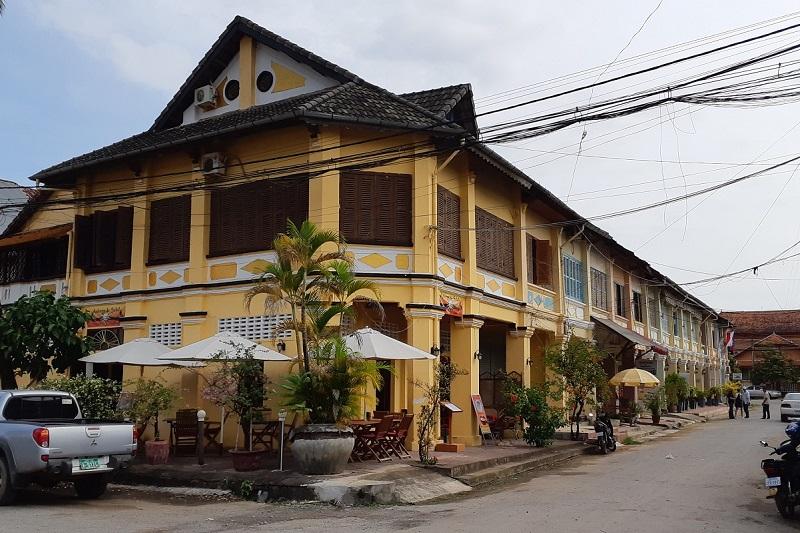Koloniale centrum