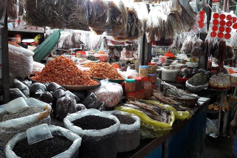 Markt van Kampot
