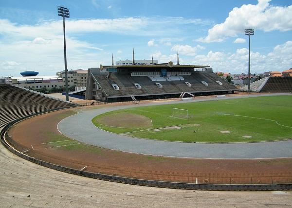 Top 10 bezienswaardigheden Phnom Penh: Olympisch stadion