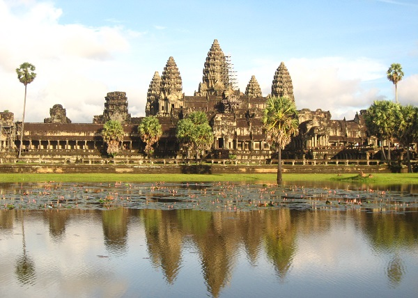 Top 10 bezienswaardigheden Siem Reap: Angkor Wat