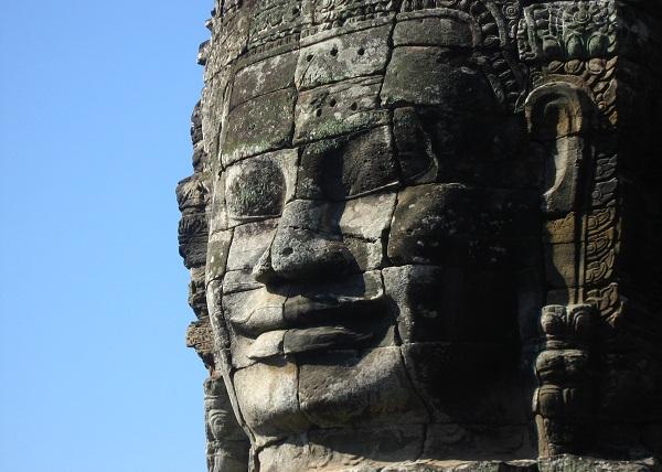 Top 10 bezienswaardigheden Siem Reap: Bayon tempel