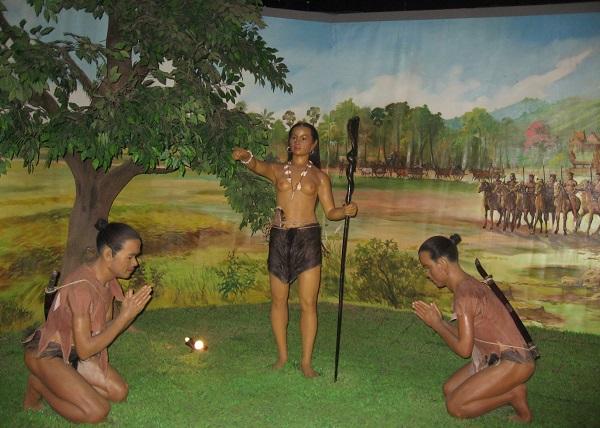 Top 10 bezienswaardigheden Siem Reap: Cambodian Cultural village