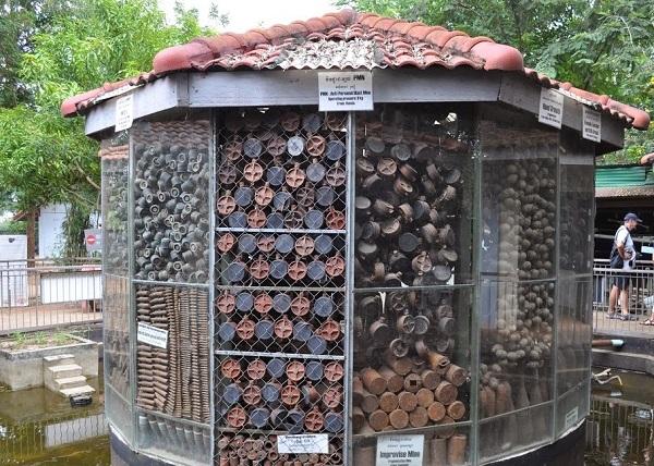 Top 10 bezienswaardigheden Siem Reap: The Cambodia Landmine Museum