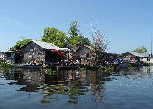 Top 10 bezienswaardigheden Siem Reap: Tonle Sap meer
