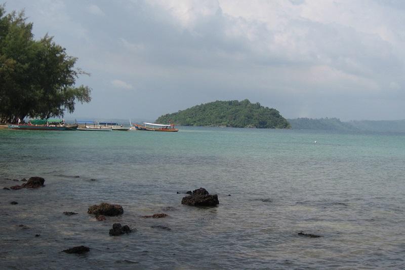 Top 10 bezienswaardigheden Sihanoukville: Bamboo island