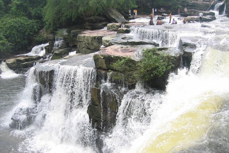 Top 10 bezienswaardigheden Sihanoukville: Kbal Chhay waterval