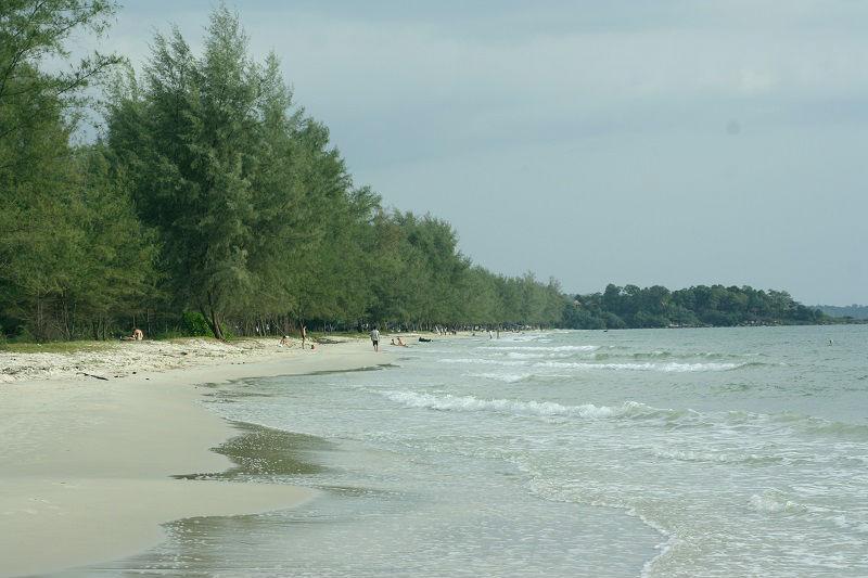 Top 10 bezienswaardigheden Sihanoukville: Otres Beach