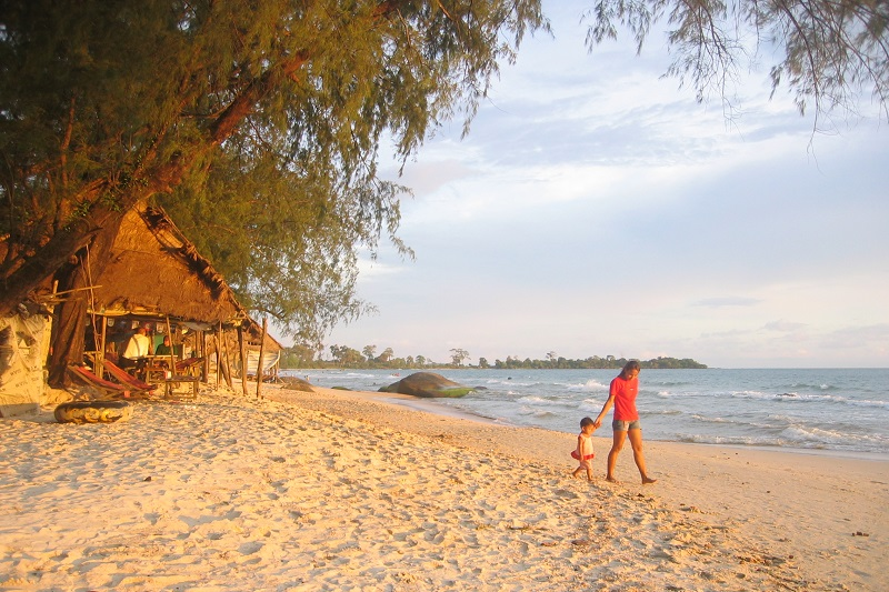 Top 10 bezienswaardigheden Sihanoukville: Victory Beach